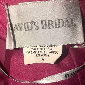 David's Bridal Dresses - David's Bridal Bridesmaid Dress